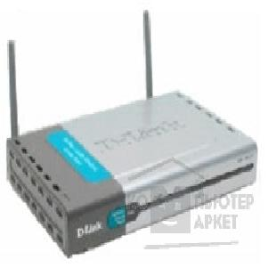 Сетевое оборудование D-Link DWL-1000AP+ 22M Wireless Access Point with 1 10M Lan Port