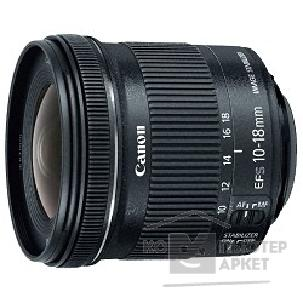 Canon Объектив EF-S 10-18mm 4.5-5.6 IS STM
