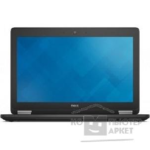 "Ноутбук Dell Latitude E7250 Core i5 5300U/ 8Gb/ SSD256Gb/ Intel HD Graphics 5500/ 12.5""/ HD 1366x768 / Linux/ black/ WiFi/ Cam"