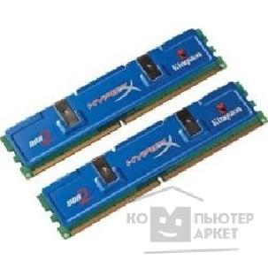 Модуль памяти Kingston DDR-II 2GB PC2-8500 1066MHz Kit 2 x 1Gb  [KHX8500D2 B K2-2G]