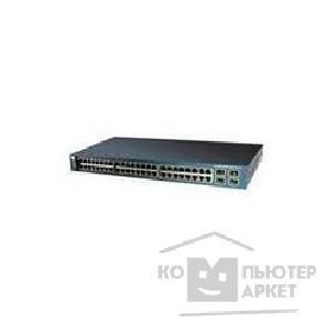 Сетевое оборудование Cisco WS-C3560-48PS-E [Catalyst 3560 48 10/ 100 PoE + 4 SFP Enhanced Image]
