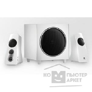 Колонки Logitech Z-523 light white