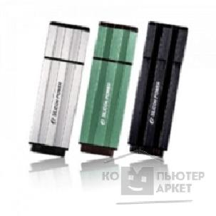 Носитель информации Silicon Power USB 2.0  USB Drive 2Gb, Ultima 110 [SP002GBUF2110V1S] Silver