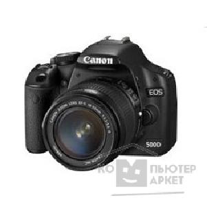 Цифровая фотокамера Canon EOS 500D value up kit EF-S 18-55 IS