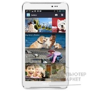 "Планшетный компьютер Asus ME560CG-1A034A Z2580 2C A9/ RAM2Gb/ ROM16Gb/ 6"" / 3G/ WiFi/ BT/ And4.0/ white/ Touch [90NK00G1-M00670]"