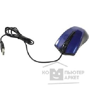 Мышь Defender Accura MM-950 Blue USB [52952]