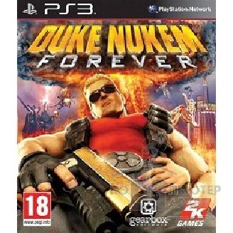 Sony Диск для приставки PS3: Duke Nukem Forever русская документация