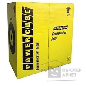 ������ UTP Power Cube cat.5� ���� �����. 4x2x0.48 mm 305 �  pullbox FLUKE TEST ,����� [PC-UPC-5004E-SO]