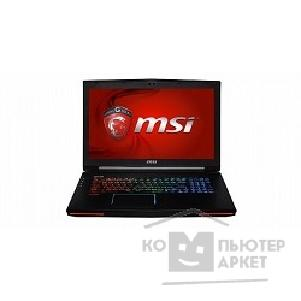 "Ноутбук MicroStar MSI GT72 2PC-052, 9s7-178111-052 17.3"", Intel Core i7 4710HQ, 2.5ГГц, 16Гб, 1000Гб, 128Гб + 128Гб SSD, nVidia GeForce GTX 870M - 6144 Мб, DVD-RW, Windows 8.1, черный"