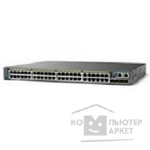 Сетевое оборудование Cisco WS-C2960S-F48TS-L Catalyst 2960-SF 48 FE 4 x SFP LAN Base