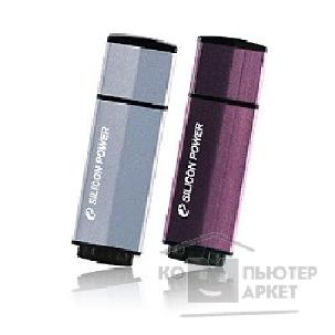 Носитель информации Silicon Power USB 2.0  USB Drive 2Gb, Ultima 150 [SP002GBUF2150V1U] Purple
