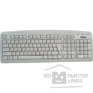Клавиатура Dialog KS-102WP, Standart Keyboard, PS/ 2
