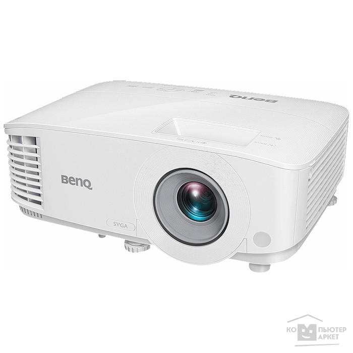 BenQ MS550 Проектор портативный [9H.JJ477.1HE] (1DLP; SVGA (800х600);  3 600 ANSI; лампа; 5 000/10.000/15000 ч (Стд/Эко/Смарт); 20 000:1; Объектив 1,96-2,15; Динамик 2Вт;2.3кг/BenQ MS550 9H.JJ477.1HE