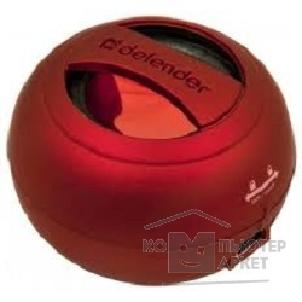 Колонки Defender Soundway 65559 RED