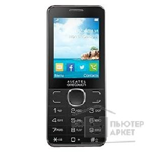 Мобильный телефон Alcatel  2007D 2SIM Dark Chocolate / TP black