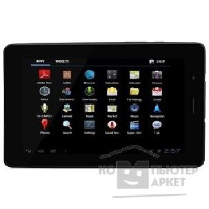 "Планшетные компьютеры iRU Tablet PC  M707G MTK6577 2C A9/ 1Gb/ 8Gb/ 7"" 1024*600/ 3G/ BT/ black/ And4.1/ GPS/ 8Mpix/ 2Mp / GSM/ FM/ TV/ 2sim"