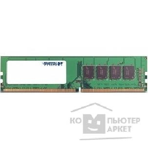 Модуль памяти Patriot DDR4 DIMM 8GB PSD48G240081