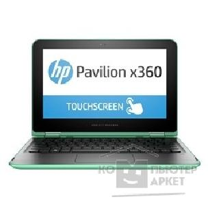 "Hp �����������  Pavilion x360 11-k102ur Core M 6Y30/ 4Gb/ SSD128Gb/ Intel HD Graphics/ 11.6""/ Touch/ HD 1366x768 / Windows 10/ green/ WiFi/ BT/ Cam"