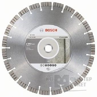 Bosch Bosch 2608603800 Алмазный диск Best for Concrete350-25.4