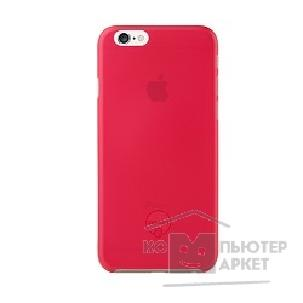 ����� Ozaki O!coat 0.3 JELLY case for iPhone 6. Red OC555RD