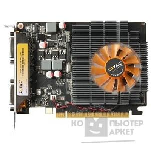 Видеокарта Zotac GeForce GT 730, ZT-71103-10L, 2Гб, DDR3, Low Profile, Ret