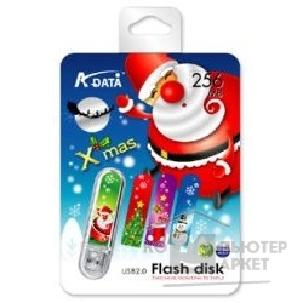 Носитель информации A-data USB 2.0  Flash Drive 1Gb XMAS [PD3]