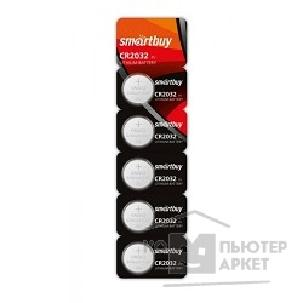 Батарейка Smart buy Smartbuy CR2032/ 5B SBBL-2032-5B  5 шт. в уп-ке