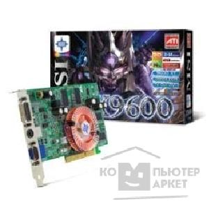 Видеокарта MicroStar MSI RX9600Pro-TD128 8951-06S/ 070 128 DDR, TV-out, DVI, AGP, RTL