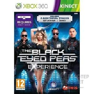 Игры Microsoft The Black Eyed Peas Experience Special Edition для Kinect