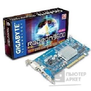 Видеокарта Gigabyte GV-R96128D -I   Radeon 9600, 128Mb DDR, DVI, TV-out  AGP