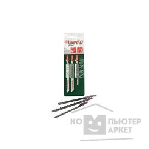 Hammer Пилка для лобзика набор  Flex 204-901 JG WD-PL set No1 3pcs  дерево\пластик 3 вида, 3шт. [30580]
