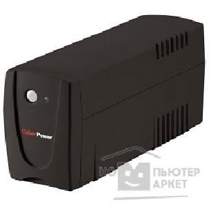 ИБП Cyber Power UPS CyberPower V 600E Bl [Value 600E-RU-B-RJ]