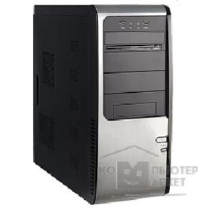 Корпус SuperPower MidiTower SP 6236 A11 550W/ 12CM USB/ micro-ATX/ ATX/ eATX Серебристо-чёрный