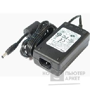 Сетевое оборудование Mikrotik 24HPOW High power 24V 1.6A Power Supply + power plug