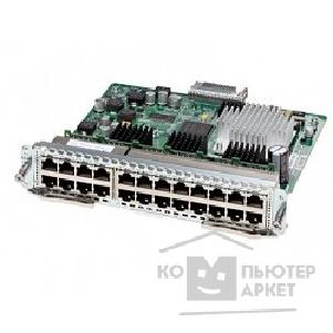 Модуль Cisco SM-ES2-24-P= Enhanced EtherSwitch, L2, SM, 23 FE, 1 GE, POE