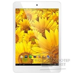 "Планшетные компьютеры Tesla Impulse 7.85/ White/ MTK8389 Quad Core 1.2MHz 1200/ 7.85"" IPS 1024*768/ DDR3 1GB/ 16GB NAND/ Bat:4000mAh/ 3G/ WIFI/ BT/ Cam0.3+2.0/ Android 4.2 [GPB07450]"