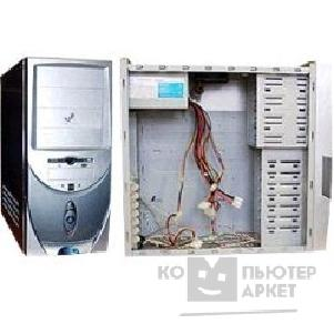 Корпус MidiTower SP 6049-C9 ATX  300W  USB w/ Filtr Top Fan
