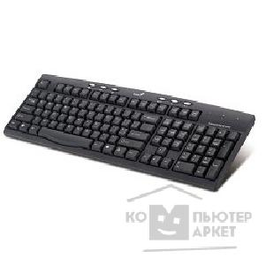 Клавиатура Genius Keyboard  KB200, Black USB Multimedia