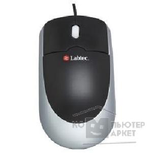 Мышь Logitech 911529 Labtec Wheel Mouse, PS/ 2, RTL silver/ black