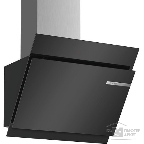Наклонная, 730м3/ч, 60см, цвет: черный/Bosch DWK67JM60 DWK67JM60