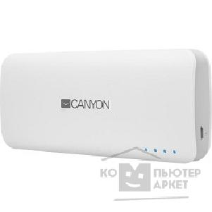 аксессуары Canyon CNE-CPB100W Battery charger for portable device 10000 mAh  White