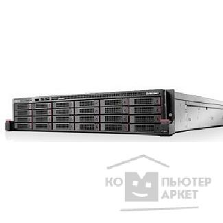 "Сервер Lenovo ThinkServer RD650: 70D4001FEA Intel® Xeon® E5-2667 V3/ 8C/ 135W/ 3.2GHZ/ 20MB/ 9.6GT, 8GB 1Rx4 PC4 17000R RDIMM, 15 x 3.5"" HS / 2.5"" HS, 0,1,5,6,10,50,60, 750W Platinum PSU, 3 Year Warranty"