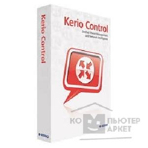 Программное обеспечение Kerio NEW-KC-WF-FSTEC-100 New license for  Control,  Web Filter, FSTEC, 100 users