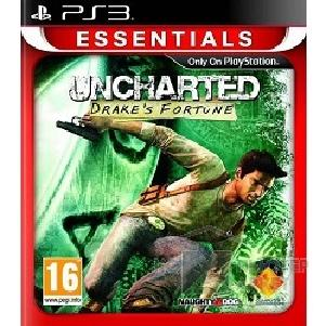 Игры Uncharted: Drake's Fortune