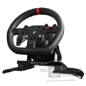 Аксессуары и консоли Microsoft XboxOne Руль Mad Catz Pro Racing Force Feedback Wheel MCB48503NM02/ 01/ 1
