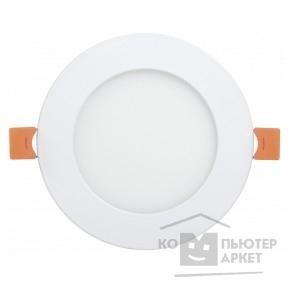 Коммерческое освещение Iek LDVO0-1602-1-7-K02 Светильник ДВО 1602 белый круг LED 7Вт 4000К IP20/Коммерческое освещение Iek LDVO0-1602-1-7-K02 Светильник ДВО 1602 белый круг LED 7Вт 4000К IP20