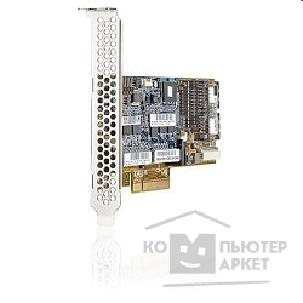 HP RAID адаптеры и опции Hp 631670-B21  SAS Controller Smart Array P420/ 1GB FBWC/ 6Gb/ 2-port Int SFF8087 / PCI-E 3.0/ LP FF, incl. f/ s brckts