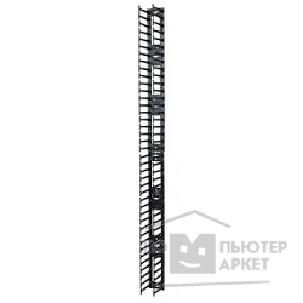 Монтажный шкаф APC by Schneider Electric APC Vertical Cable Manager for NetShelter SX 750mm Wide Qty 2  AR7580A
