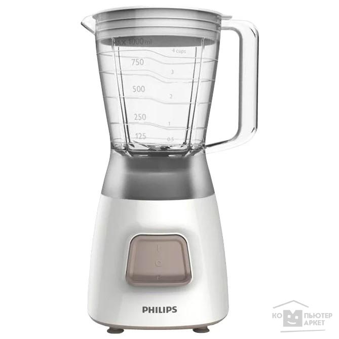 PHILIPS HR2052/00 Блендер стационарный, 350Вт белый/серебристый/Philips HR2052/00найти похожую быт. Технику HR2052/00