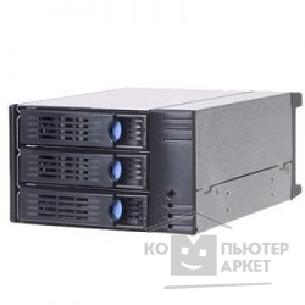 ����� � ������� Chenbro SK32303 T2 / H01 HDD ������� Storage Kit, 3x3,5HDD hotSWAP � 2x5,25, 6G SAS/ SATAII,BK SK32303 T2 / H01